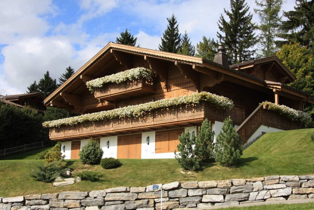 Chalet Aendi - Chalet construction - Bach & Perreten