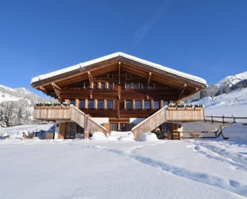 Chalet Bissen - Construction de chalets - Bach & Perreten