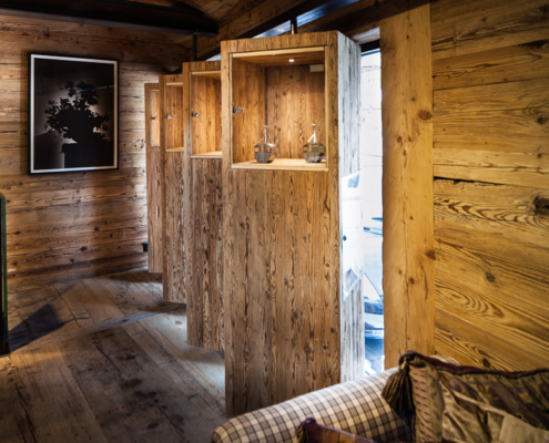 Chalet Jewels - Menuiserie - Bach & Perreten