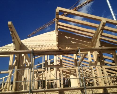 Chalet Träberli - Construction de chalets - Bach & Perreten