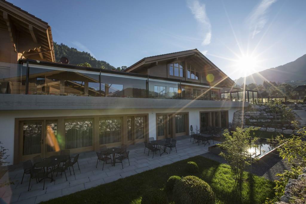 Hotel Spitzhorn - Carpentry - Bach & Perreten
