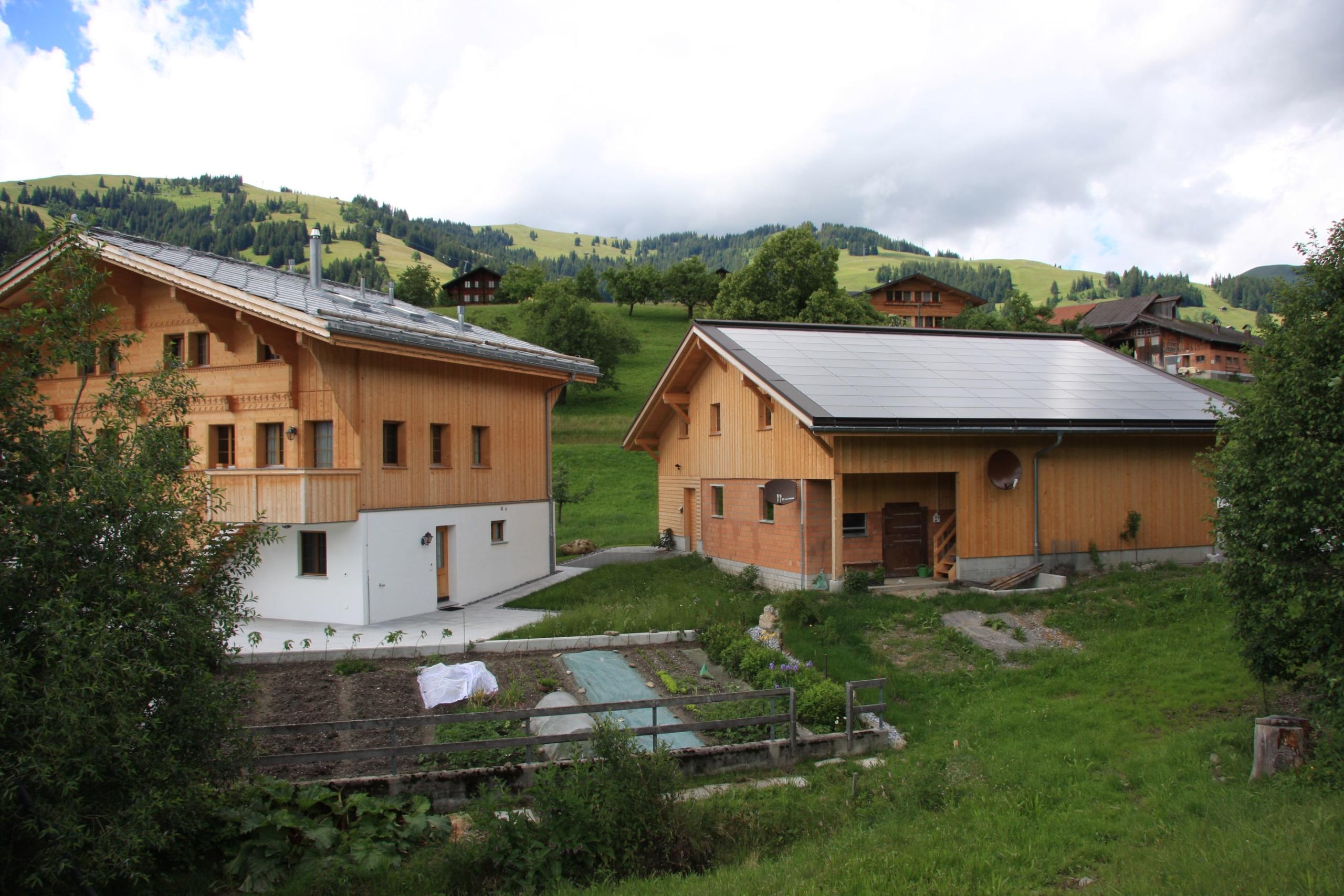 Bach & Perreten - Solarenergie