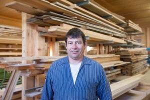 Bruno von Siebenthal - Vorarbeiter / Bauführung Holzbau